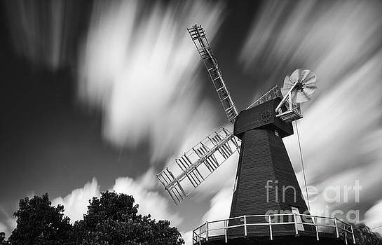 Motion and windmills by Pete Reynolds