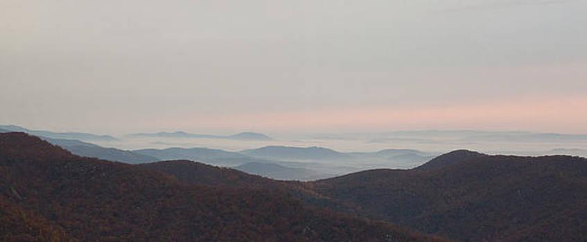 Mountain Fog by Leah Kimper