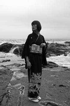 Mourning Lady by Jaakko Saari