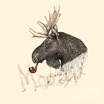 Mr.moose by Jakarin Prawatruangsri