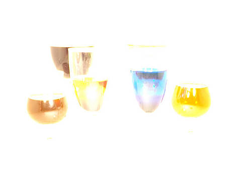 My Glass is Half Full by Michael Sokalski