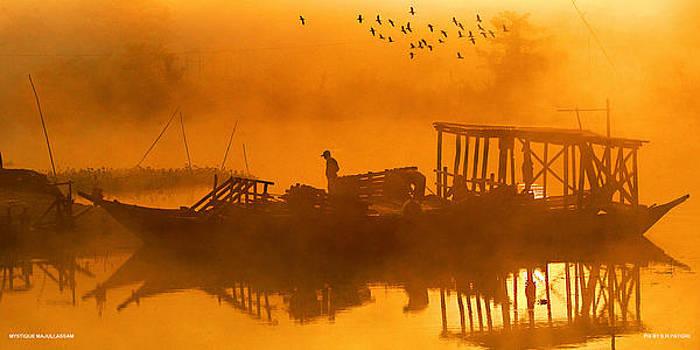 Mystical Majuli Island-II by Samsul Huda Patgiri