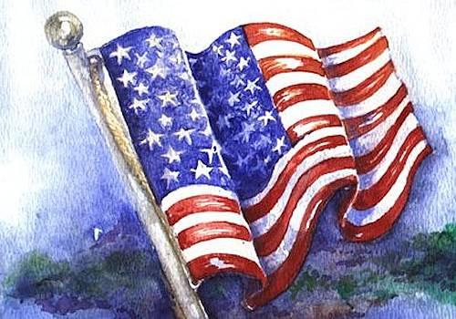 New Flag by Elle Smith Fagan