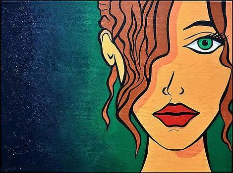 New Girl by Kostas Chatzivasdekis