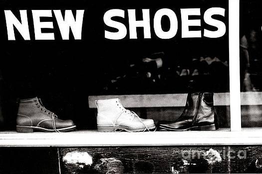 New Shoes by   Joe Beasley