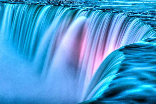 Niagara at Night by Craig Brown