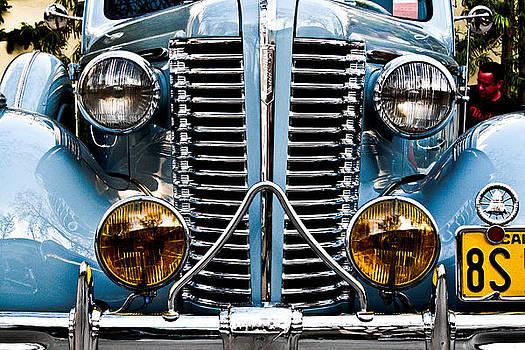 Nice Headlights by Merrick Imagery