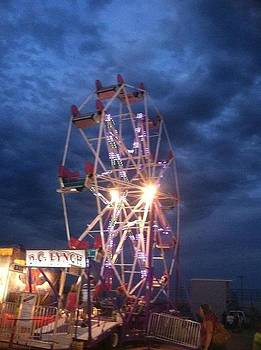 Nightfall at the Fair by Suzanne Stratton