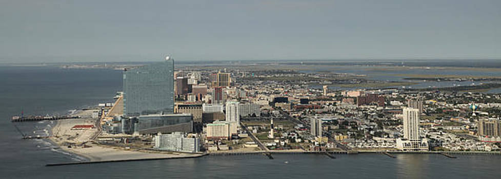 North END OF Atlantic City  by George Miller
