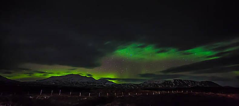 Northern Lights by Craig Brown