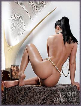 Nude By Ej by Emil Jianu