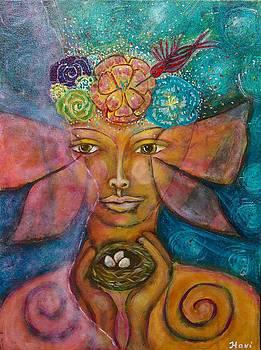 Nurturing Joy by Havi Mandell