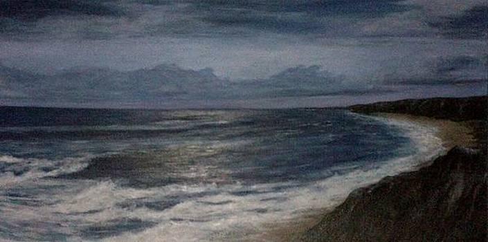 Ocean Sunrise by Paul Carter