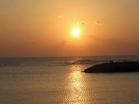 Okinawan Sunset by WDM Gallery