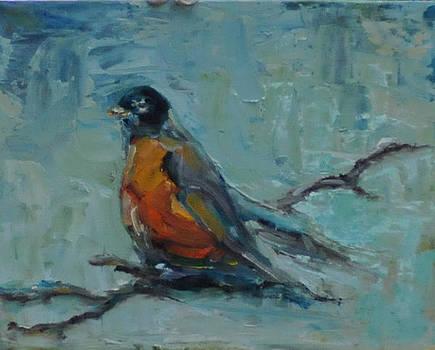 Oklahoma Robin by Susie Jernigan