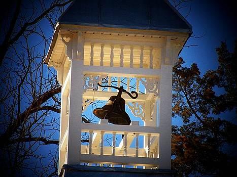 Old Church Bell by Joyce Kimble Smith