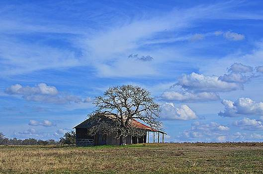 Old Colony Barn by Kelly Kitchens