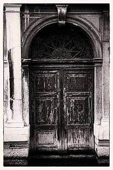 Old Door by Craig Brown