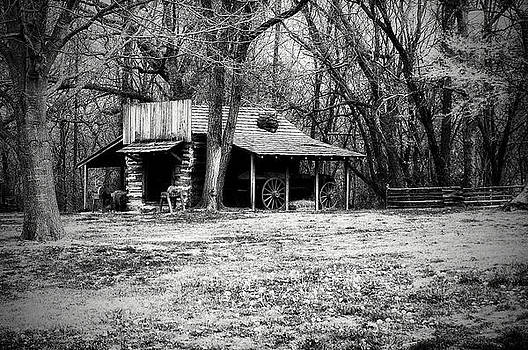 Old Homestead by Kathy Williams-Walkup