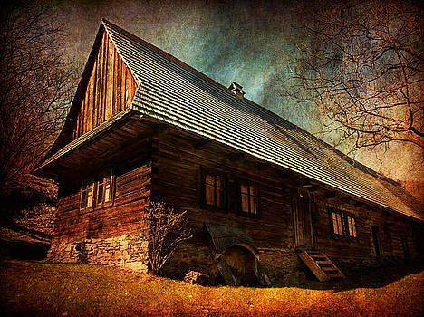 Old House Listens by Roman Solar