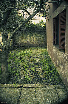 Old place by Diaae Bakri