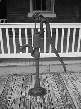 Old Time Pump by Amanda Bobb