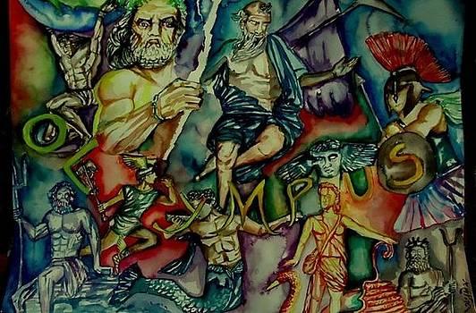 Olympus by Abhrodeep Mukherjee