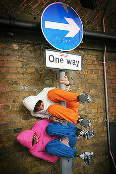 One Way by Stephen Norris