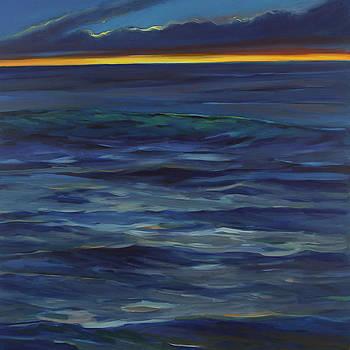 Orange Glow by Ron Libbrecht