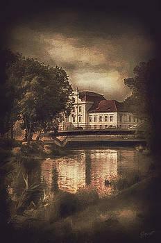 Oranienburg Palace by Gynt