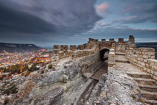 Ovech Fortress by Evgeni Dinev