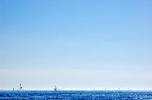 Oxnard Sailing by Ari Jacobs