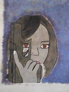 Painting by Amrita Ludhwani