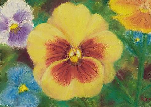 Pansy and Friends by Rebecca Prough