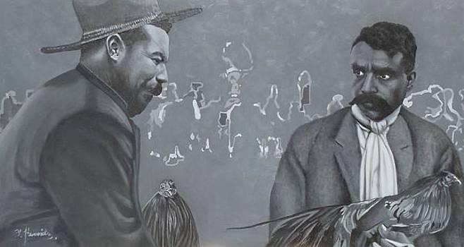 Partido Villa vs Partido Zapata. by Fernando A Hernandez