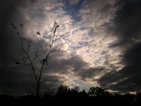 Parting of Clouds by Amanda Bobb