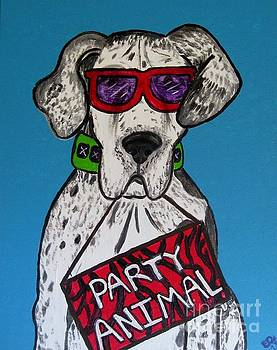 Party Animal by Eva  Dunham