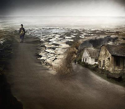 Paths by Akos Kozari