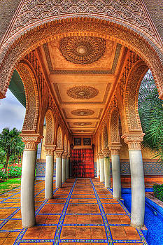 Pathway to Victory - HDR by Sham Osman