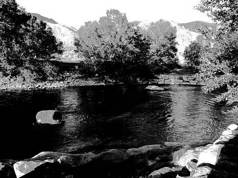 Peaceful River by Jeremy Shaffer