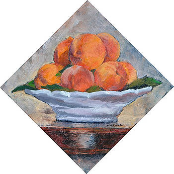 Peaches by Roger Clark