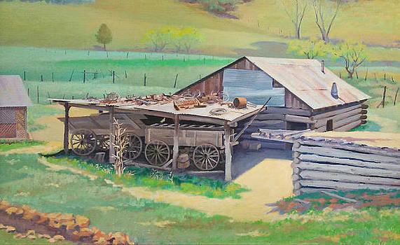 Pedros' place by John Marbury