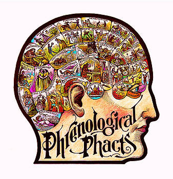 Phrenological Phacts by Dale Michels