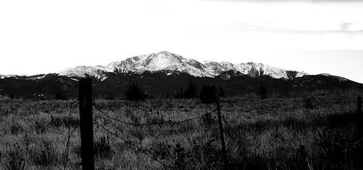Pike's Peak by Jeremy Shaffer