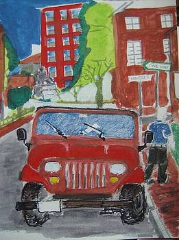 Pine Street by Catherine Worthley