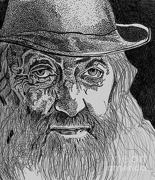Popcorn Sutton by Timothy Fleming