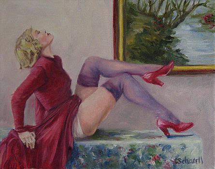 Pose by Connie Schaertl