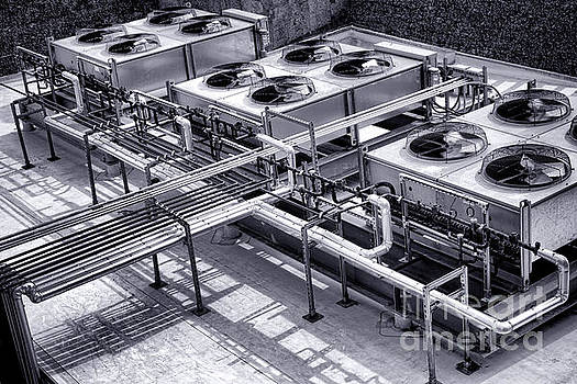 Power Cooling by Olivier Le Queinec