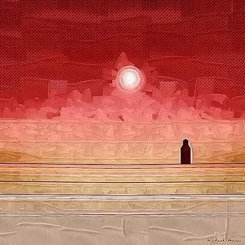 Prairie Sunset by Michael Magnus