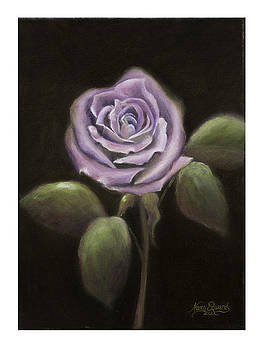 Purple Passion by Nancy Edwards